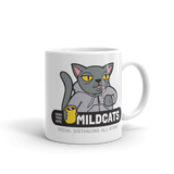 Work from Home Mildcats 11 oz. Mug - Loosetooth.com