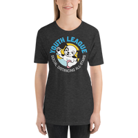 Youth League Puppy | Dark Colors Unisex T-Shirt - Loosetooth.com