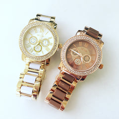 Classic December Rhinestone Watch