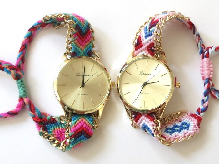threads and chain watch