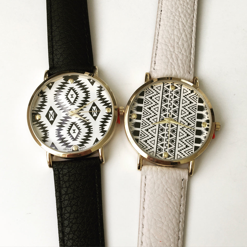 Aztec Watch