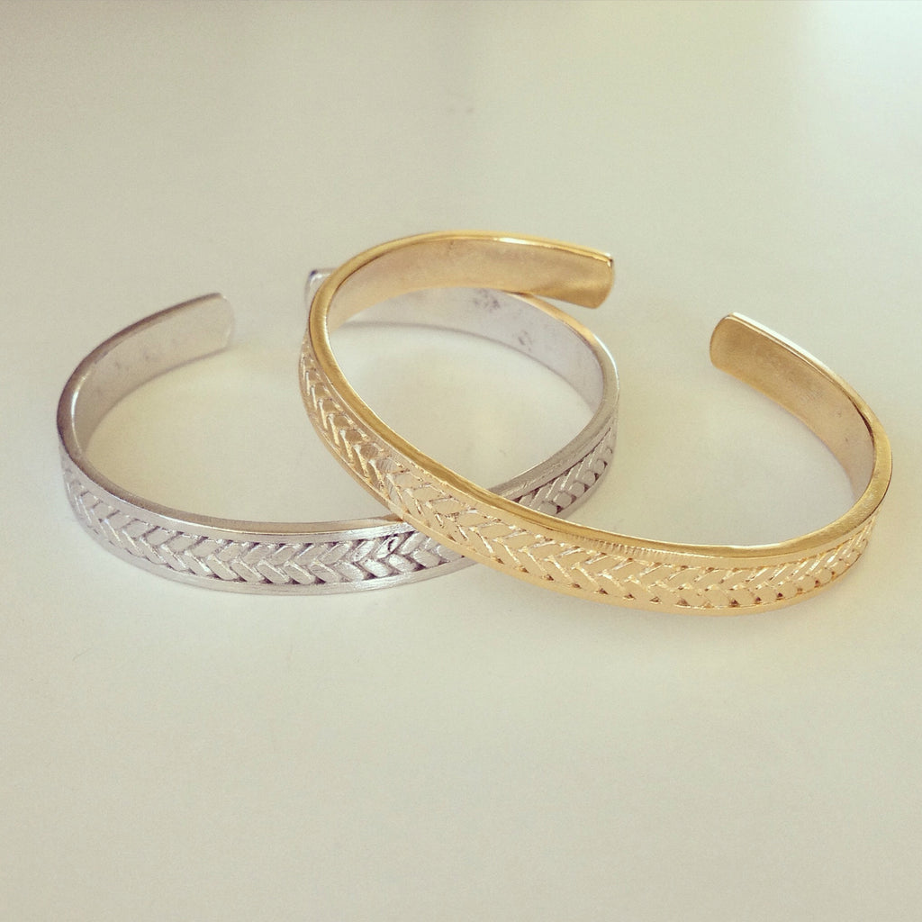 Simple Lux Bangle