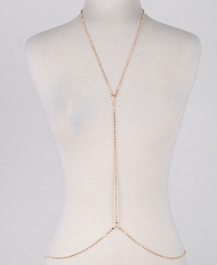 Diamond Body Chain