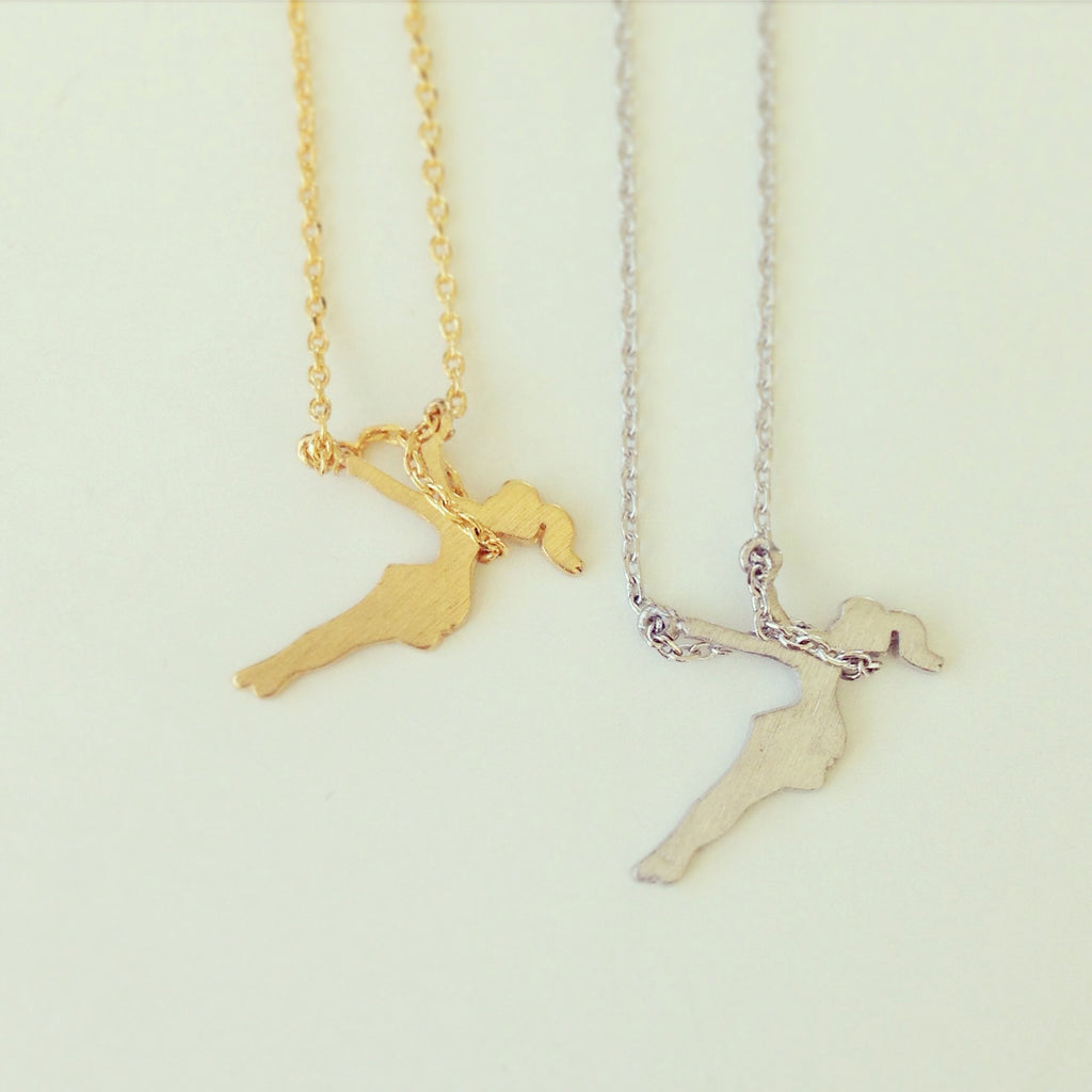 Swing Girl Necklace