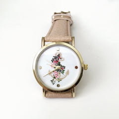 Anchor Floral Watch