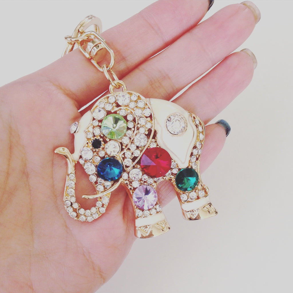 Elephant Key Holder