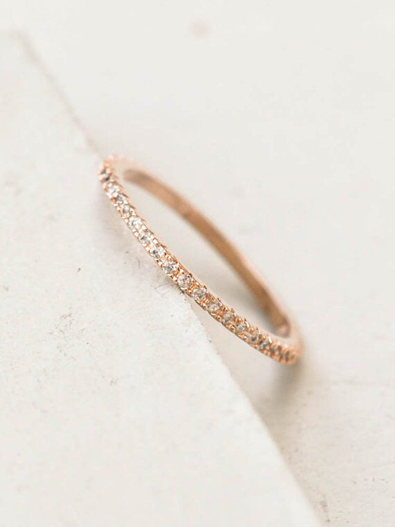 Gorgeous Simple Ring