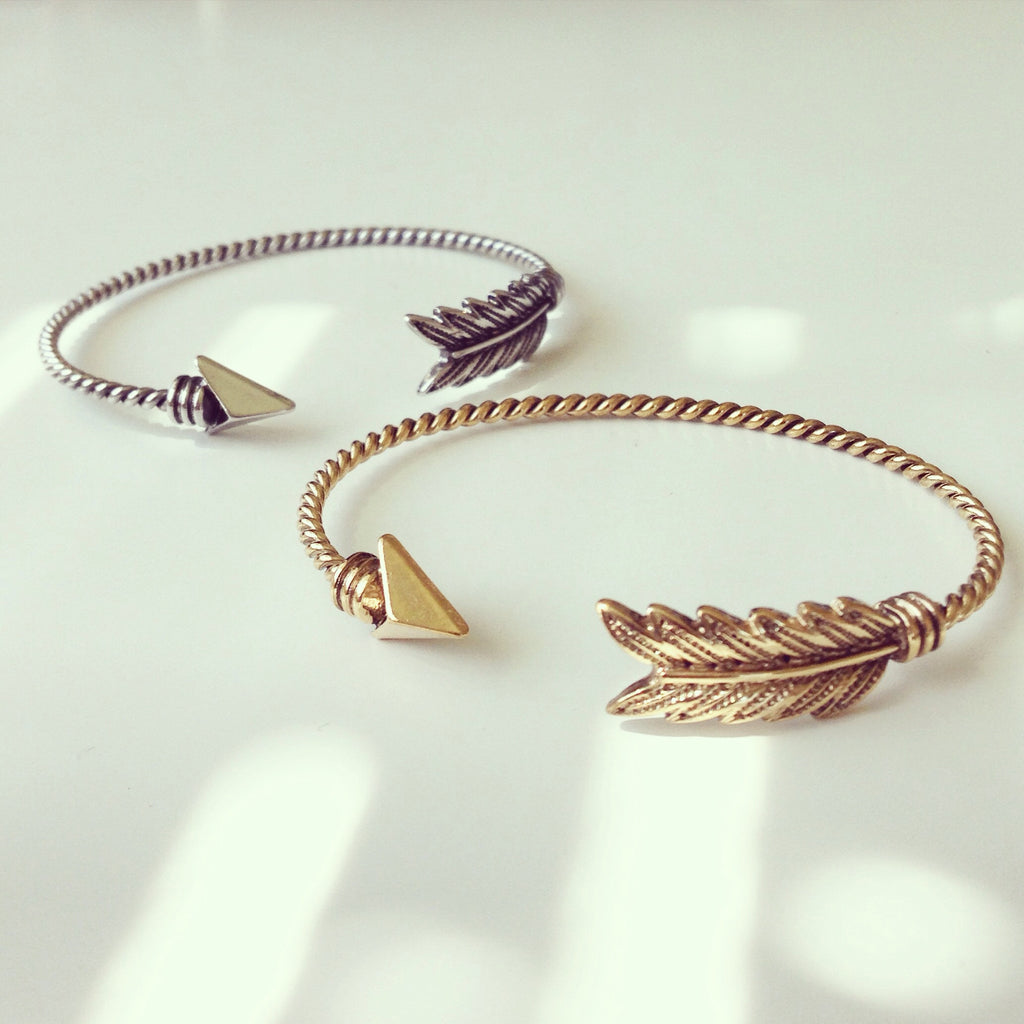 Wild Arrow Bangle