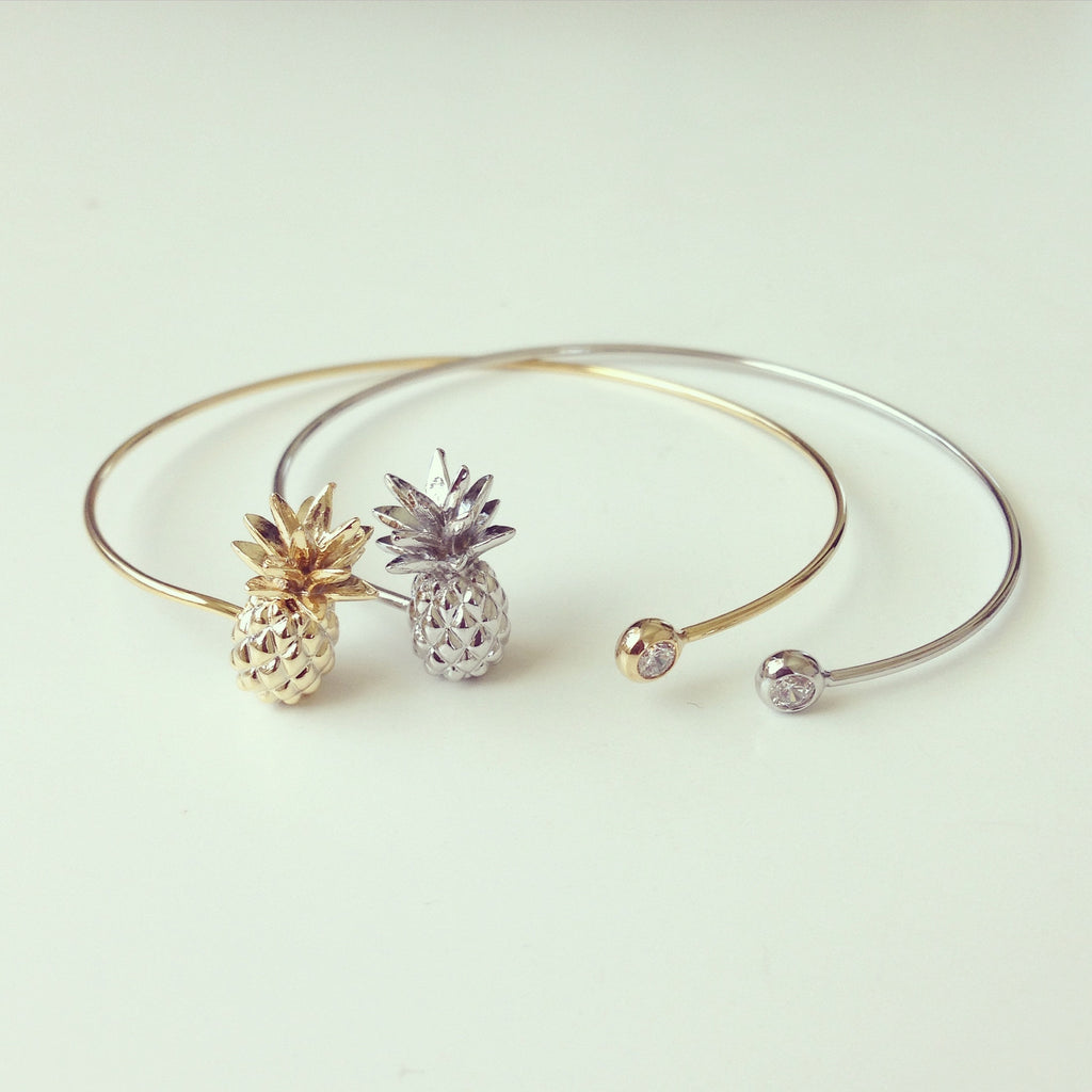 My Favorite Pineapple Bangle 3d