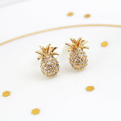 Awesome Pineapple Earrings