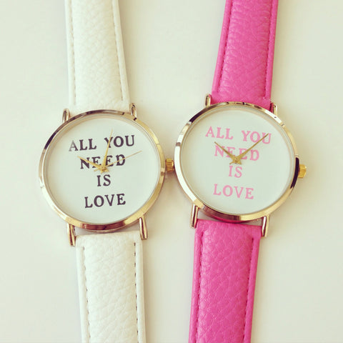 All You Need Is Love Watch