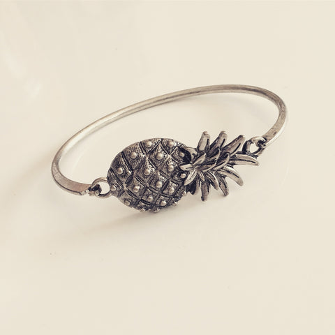Antique Pineapple Bangle