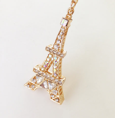 Eiffel Tower Key Holder