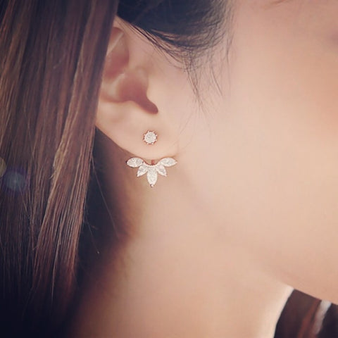 Gorgeous Jacket Earrings