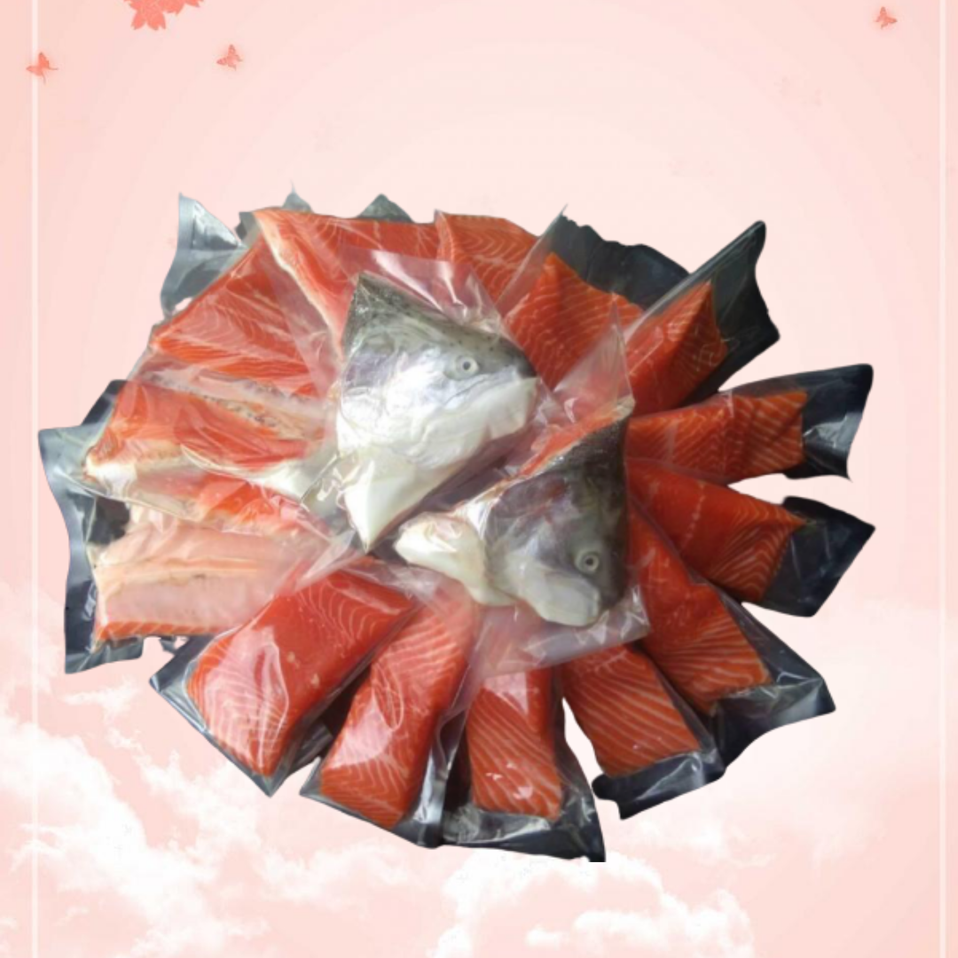 Best Deal for 2 Nos of Whole Air Flown Norwegian Trout 优惠配套 新鲜空运挪威Trout