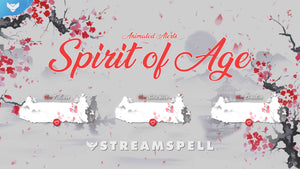 Spirit of Age Stream Alerts