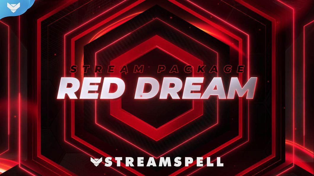 Red Dream Stream Package