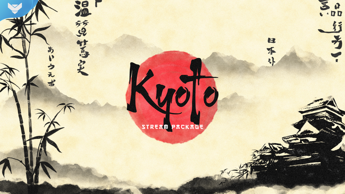 Kyoto Stream Package
