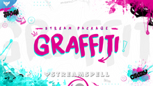 Load image into Gallery viewer, Graffiti Stream Package