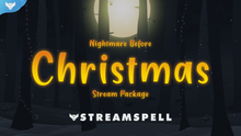 Load image into Gallery viewer, Nightmare Before Christmas Stream Package