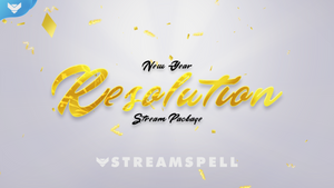 New Year Resolution Stream Package