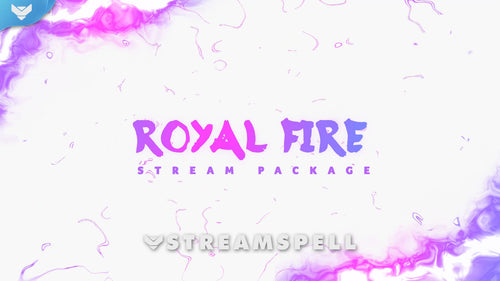 Royal Fire Stream Package