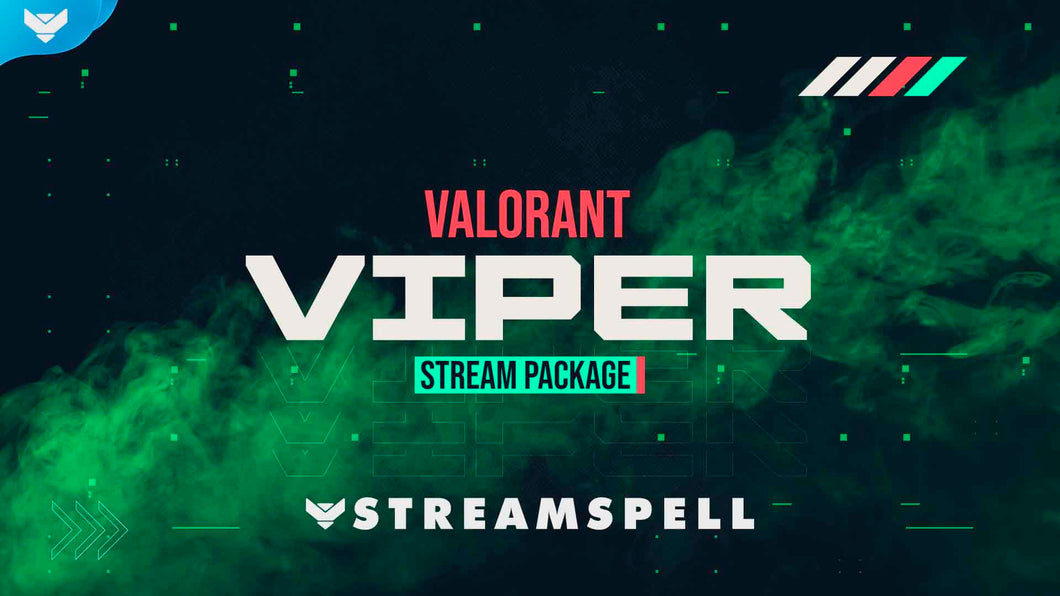 VALORANT: Viper Stream Package