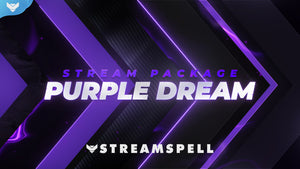 Purple Dream Stream Package