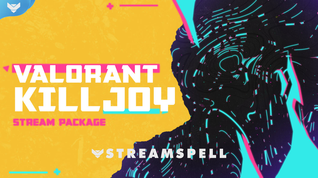 VALORANT: Killjoy Stream Package
