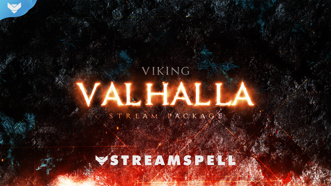 Viking: Valhalla Stream Package