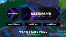 Load image into Gallery viewer, Purple Dream Stream Package