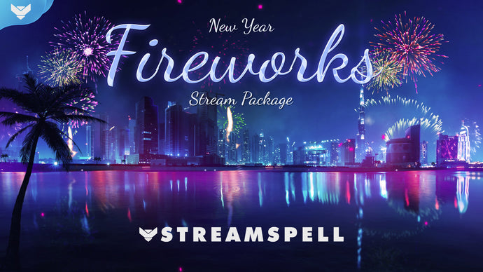 New Year: Fireworks Stream Package