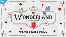 Load image into Gallery viewer, Alice: Wonderland Stream Package