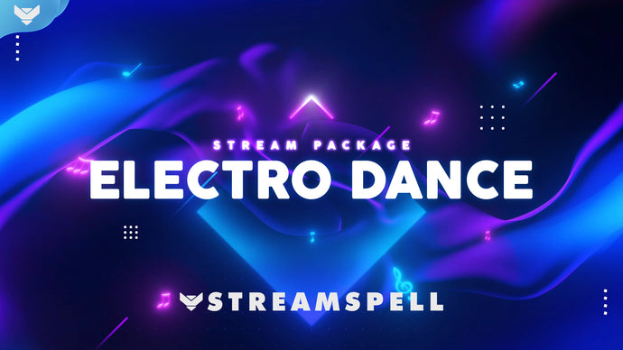 Electro Dance Stream Package
