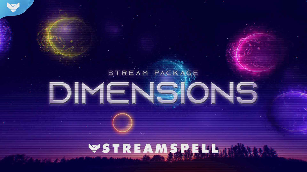 Dimensions Stream Package