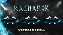 Load image into Gallery viewer, Viking: Ragnarök Stream Alerts