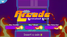 Load image into Gallery viewer, Arcade Stream Alerts