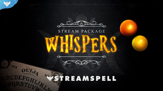 Whispers Stream Package