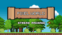 Load image into Gallery viewer, Pixel World Stream Package