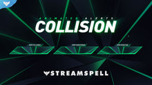 Load image into Gallery viewer, ESports: Collision Stream Alerts