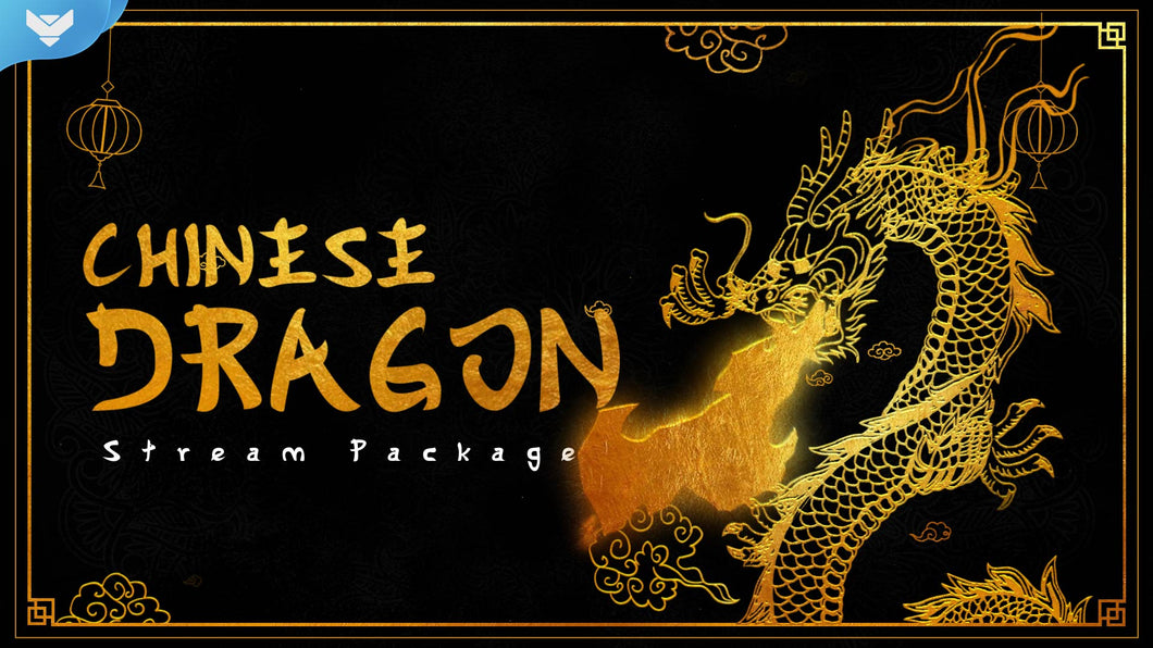 Chinese Dragon Stream Package