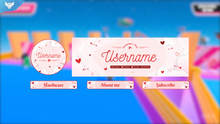 Load image into Gallery viewer, Valentine's Day Stream Package