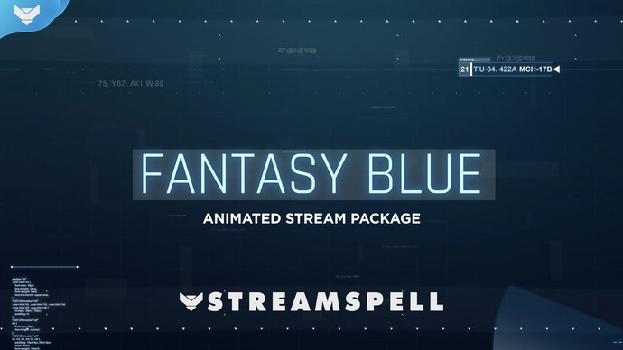 Fantasy Blue Stream Package