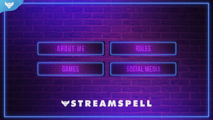 Neon Night Stream Package