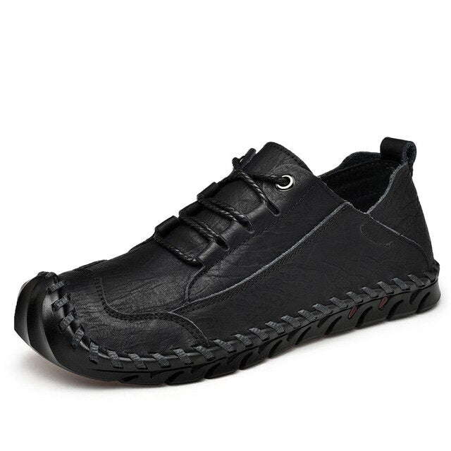 Men's Leather Shoes - Men's Shoes