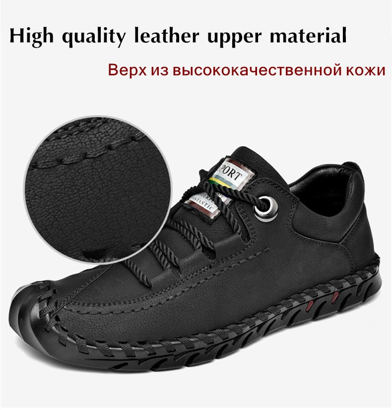 Men Moccasins - Men's Shoes