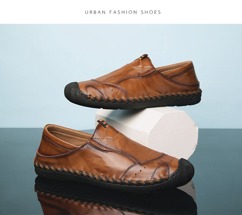 leather Men Shoes - Men's Shoes