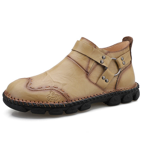 Motorcycle Boots - Men's Shoes