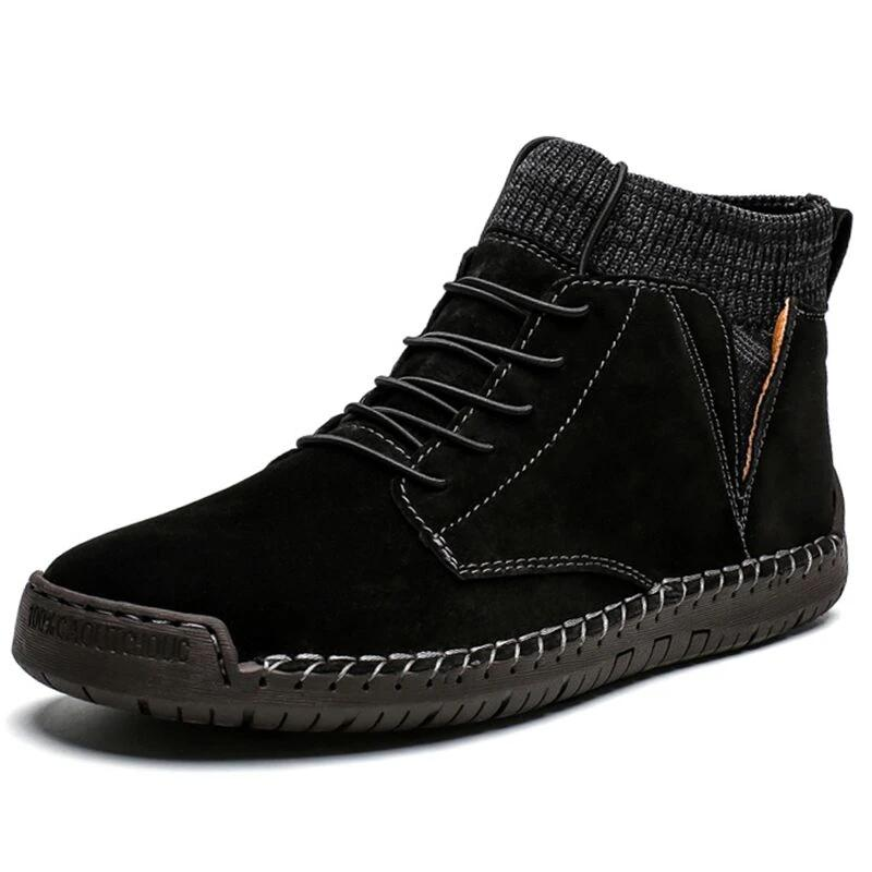 Warm Snow Boots - Men's Shoes