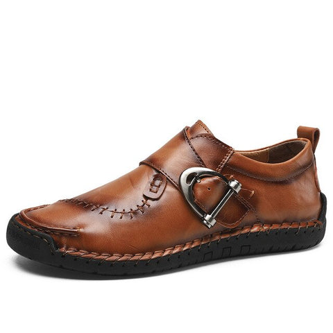 Leather Shoes - Men's Shoes